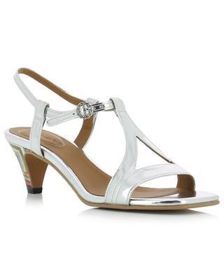 Isida mirror effect sandals SEE BY CHLOE