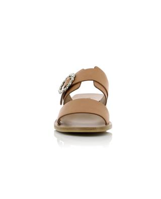 Romy open leather mules SEE BY CHLOE