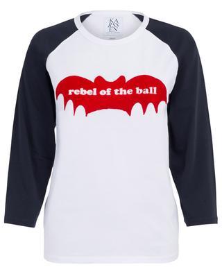 T-shirt en coton Rebel Of The Ball ZOE KARSSEN