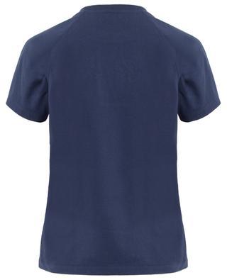 T-Shirt aus Baumwolle Jumping Tiger KENZO