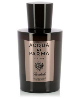 Sandalo concentrated eau de cologne 100 ml ACQUA DI PARMA