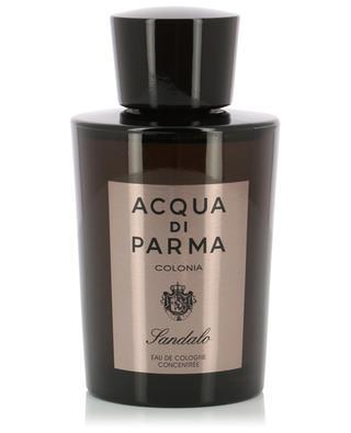 Sandalo concentrated eau de cologne 180 ml ACQUA DI PARMA