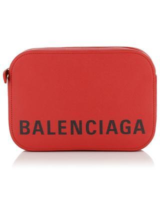 Ville Camera S leather logo bag BALENCIAGA