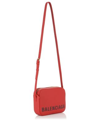 Ville Camera S leather logo bag BALENCIAGA