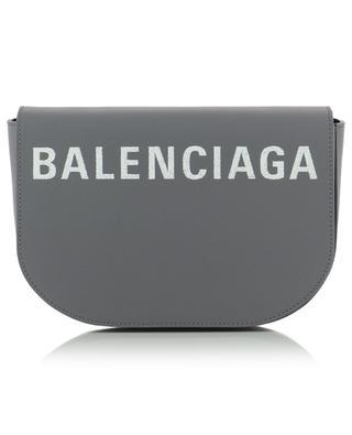 Sac porté épaule imprimé logo Ville Day S BALENCIAGA