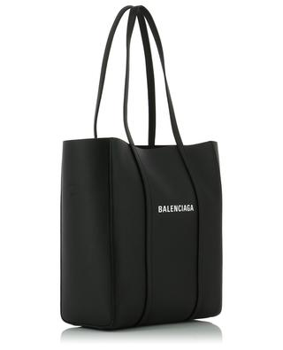Everyday XS logo print leather tote bag BALENCIAGA