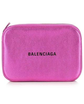 Sac en cuir métallisé Everyday Camera Bag S BALENCIAGA