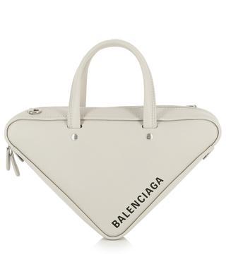 Tasche aus Leder Triangle Duffle XS BALENCIAGA