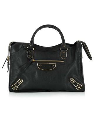 Sac en cuir Classic Metallic Edge City BALENCIAGA