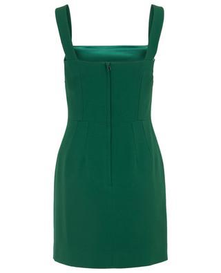 Ärmelloses Kleid aus Viskose-Cady DOLCE & GABBANA