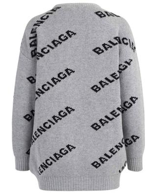 Pull en laine mélangée BALENCIAGA