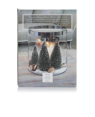 Miniatur-Weihnachtstannen und Brennholz RIVIERA MAISON