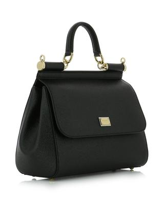 Sicily textured leather handbag DOLCE & GABBANA