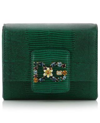 DG Millenials leather shoulder bag DOLCE & GABBANA
