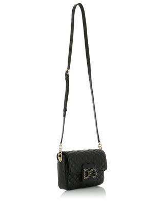 DG Millenials quilted leather shoulder bag DOLCE & GABBANA