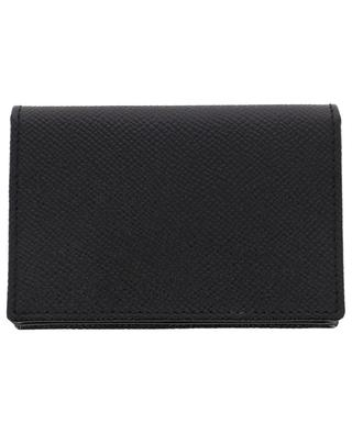 Dauphine textured leather card-holder DOLCE & GABBANA