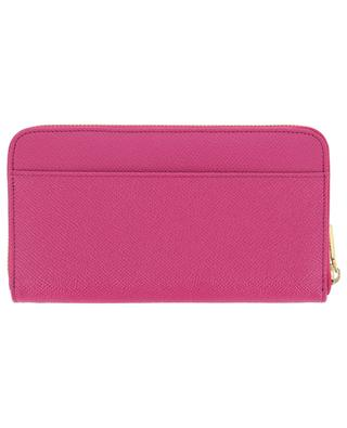 Dauphine textured leather wallet DOLCE & GABBANA
