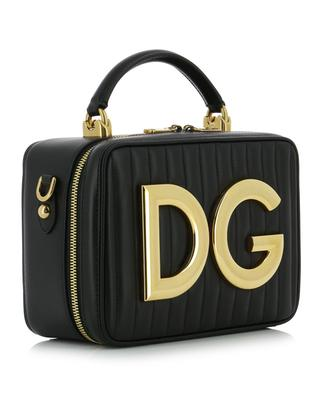 DG Girls quilted leather bag DOLCE & GABBANA