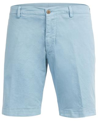 Ber Muda cotton blend bermuda shorts BERWICH