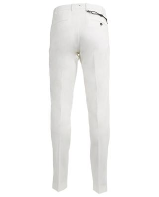 Cotton blend chino trousers BERWICH