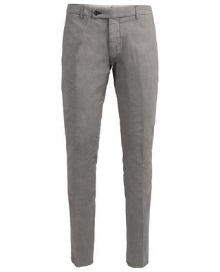 Pantalon slim à carreaux BERWICH