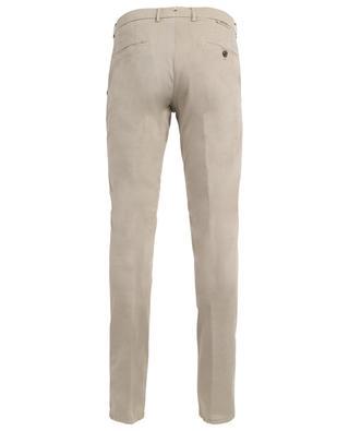 Slim-Fit Chinohose aus Baumwolle BERWICH