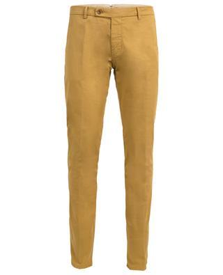 Pantalon chino slim en coton BERWICH
