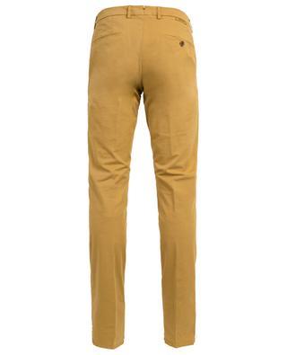 Slim fit cotton chinos BERWICH