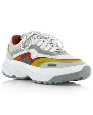Demo Runner multi material sneakers AXEL ARIGATO