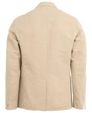 Blazer en coton et lin Lightest OFFICINE GENERALE