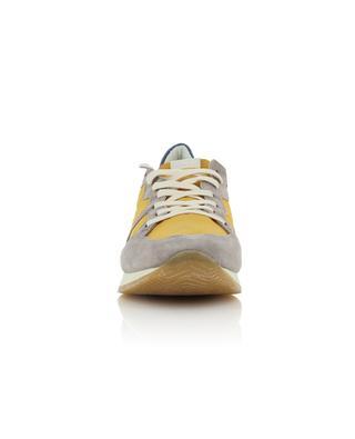 Monaco Vintage 70 Years nylon and suede sneakers PHILIPPE MODEL