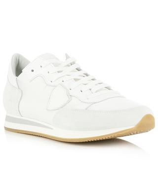Tropez multi-material sneakers PHILIPPE MODEL
