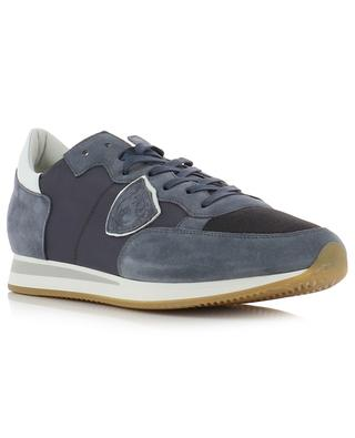 Tropez Mondial multi material sneakers PHILIPPE MODEL