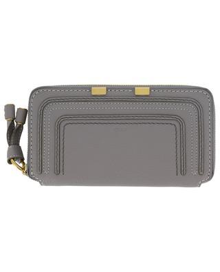 Marcie grained leather wallet CHLOE