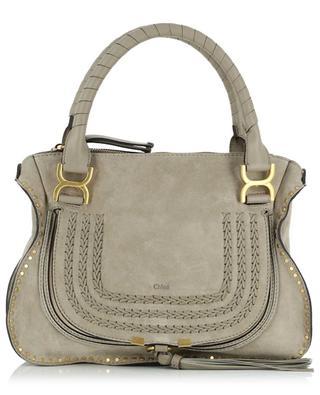 Marcie suede and leather handbag CHLOE
