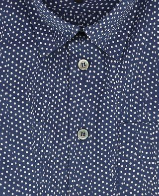 Cippi short sleeved polka dot shirt A.P.C.