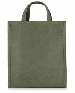 Recovery logo print canvas tote bag A.P.C.