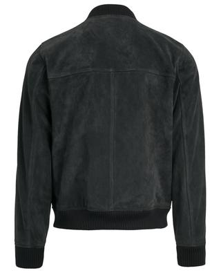 Bryan suede bomber jacket A.P.C.