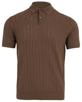 Poloshirt aus strukturierter Baumwolle Arrik MCLAUREN