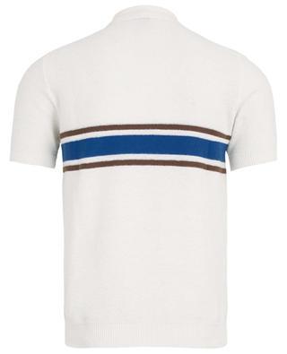 Dermont cotton blend polo shirt MCLAUREN