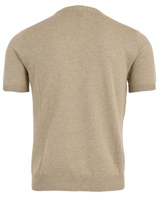 Geville linen and cotton T-shirt MCLAUREN