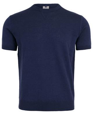 T-shirt en lin et coton Geville MCLAUREN