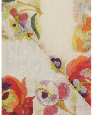 Calcutta wool and silk scarf ETRO