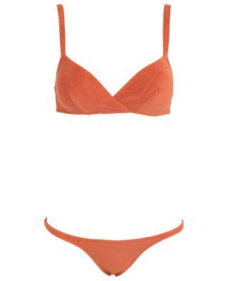 Bikini aus Frottee Yasmine LISA MARIE FERNANDEZ