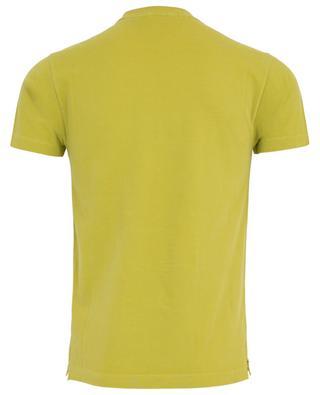 T-Shirt aus Baumwoll-Piqué STONE ISLAND