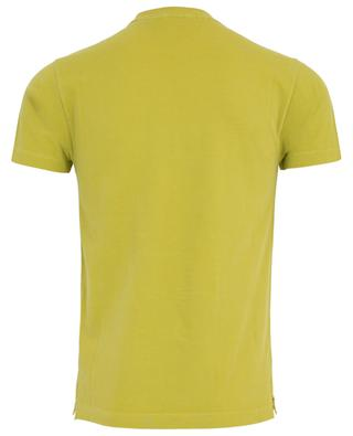 T-shirt en coton piqué STONE ISLAND