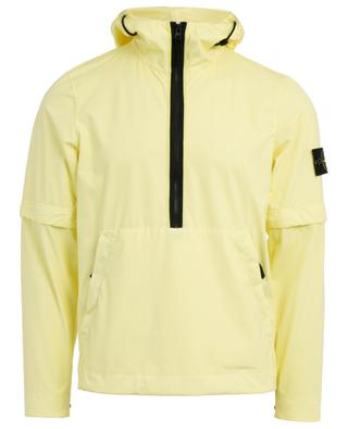 Jacke Garment Dyed Nylon Jersey-R STONE ISLAND