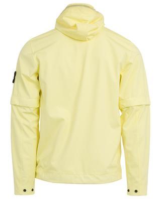 Garment Dyed Nylon Jersey-R jacket STONE ISLAND