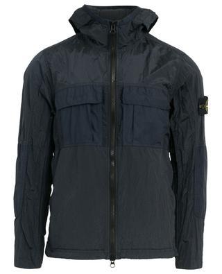 43632 Nylon Metal Watro Ripstop windbreaker jacket STONE ISLAND