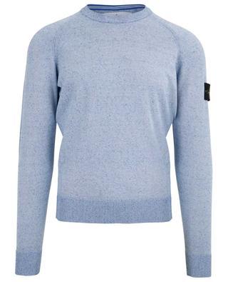 Leichter Pullover aus Leinenmix STONE ISLAND